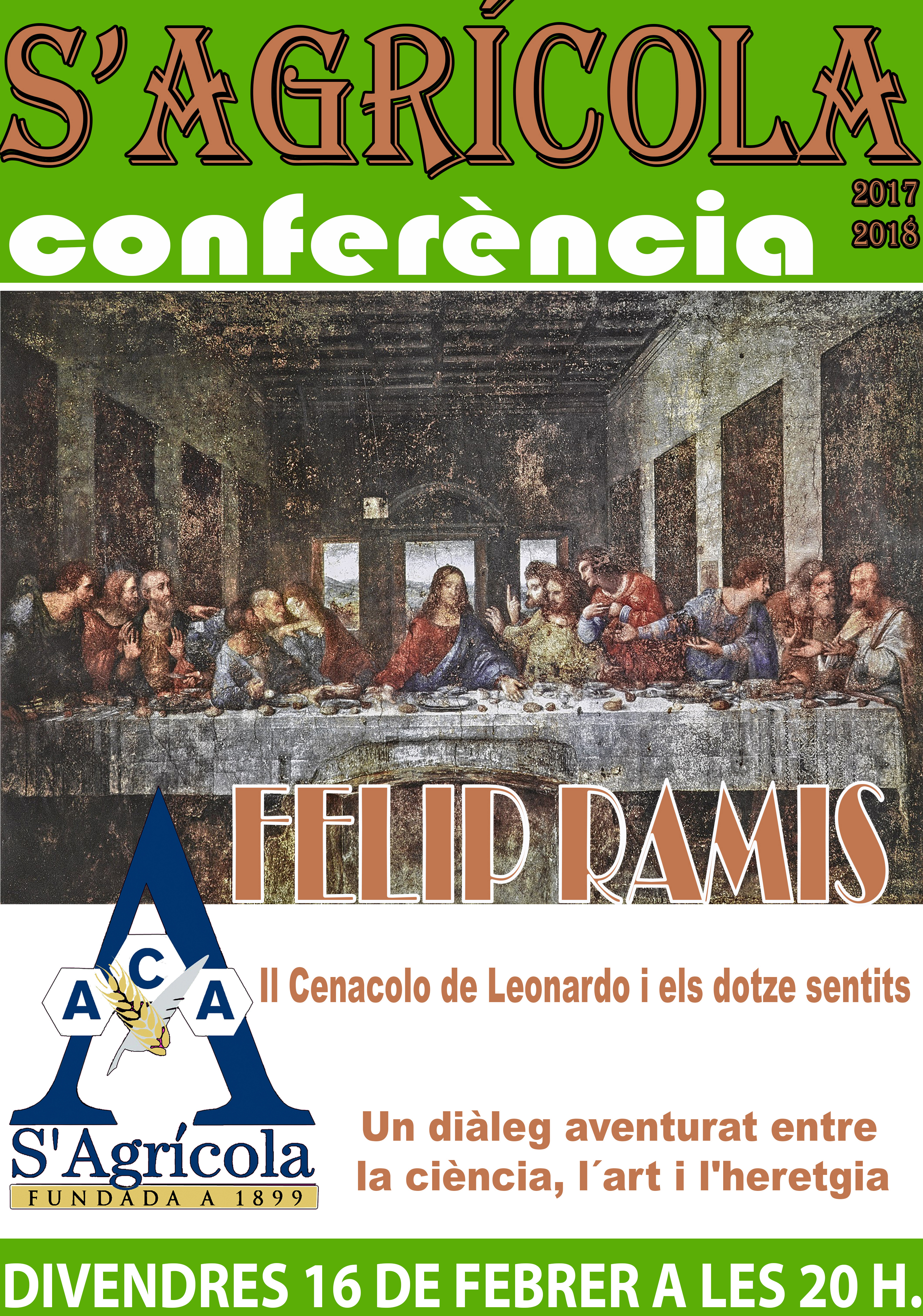 CONFERENCIA FELIP RAMIS
